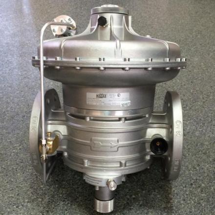Регулятор давления газа MADAS FRG