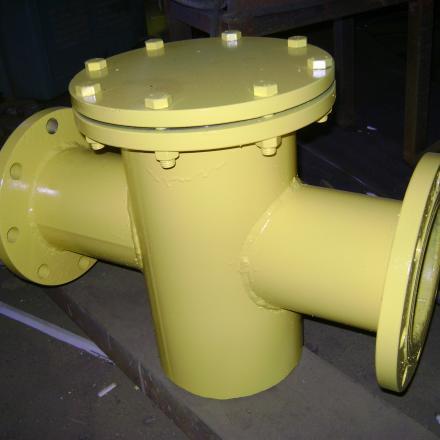 Фильтр газовый ФГ16-100-ДПД