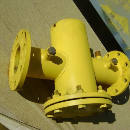 Фильтр газовый ФГ-25-ДПД