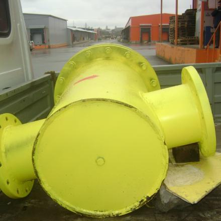 Фильтр газовый ФГ-32-ДПД