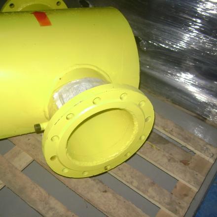 Фильтр газовый ФГ-50-ДПД
