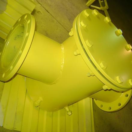 Фильтр газовый ФГ16-80-ДПД