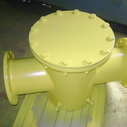 Фильтр газовый ФГС-50
