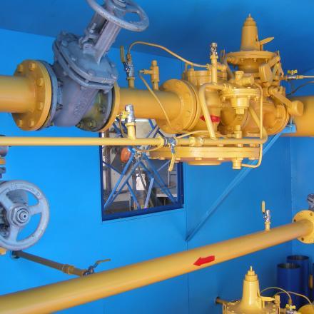 Пункт газорегуляторный ПГБ-15-1НУ1