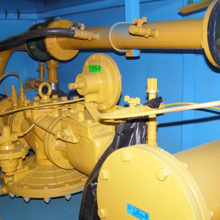 Газорегуляторный пункт ГРПШ-13-1НУ1
