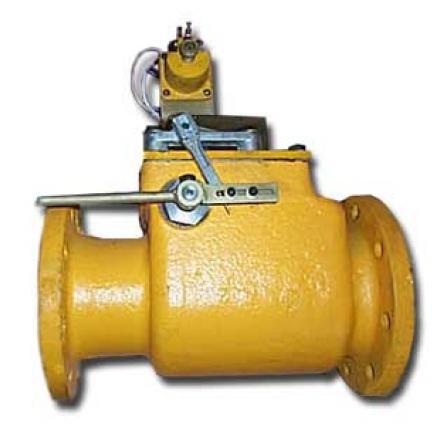 Термозапорный клапан КТЗ 001-25