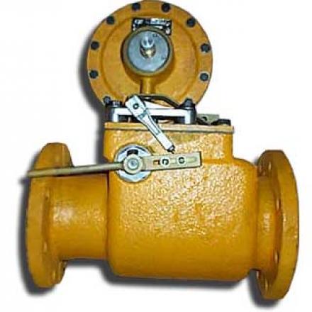 Клапан термозапорный КТЗ 001-32