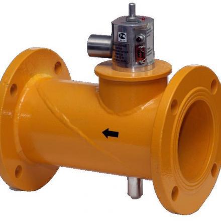 Клапан термозапорный КТЗ 001-50-01