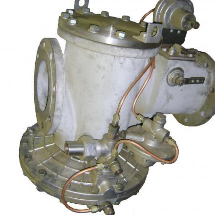 Регулятор давления РДБК1п-50