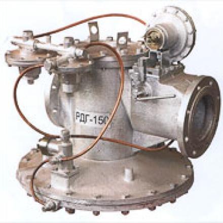 Регулятор давления РДГК-10
