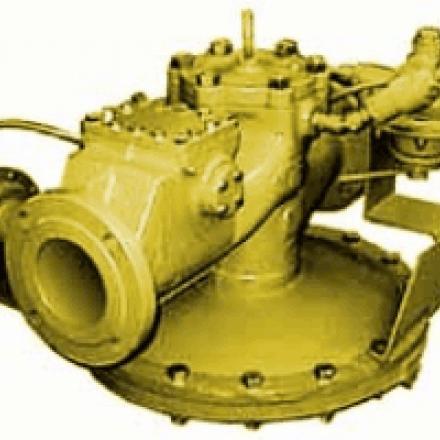Регулятор давления РДГК-10М