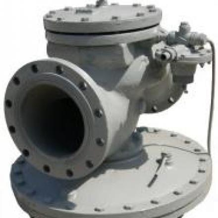 Регулятор давления РДГБ-6