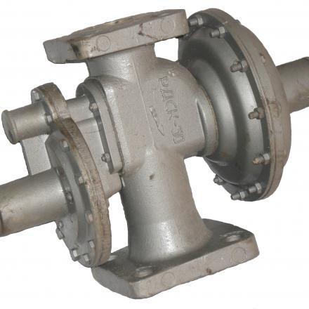 Регулятор давления РДГ-50Н